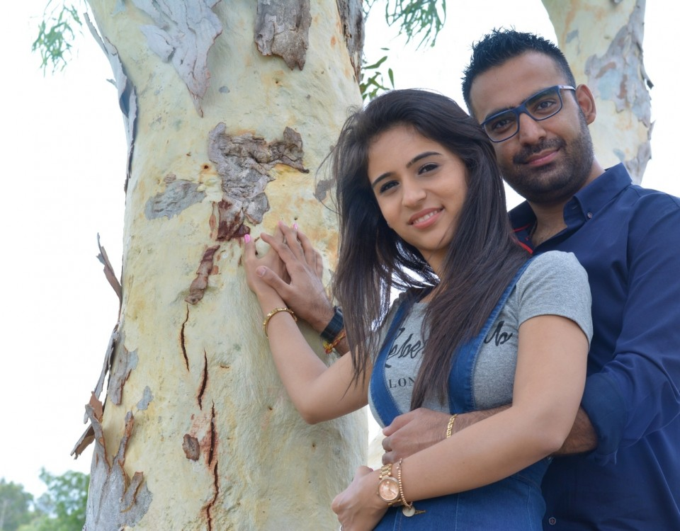 Srajal and Poonit love story 1023